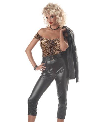 Hot Rod Honey Adult Costume - (Rod Hot Kostüme)