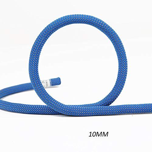 MLMHLMR Statische Seilgeschwindigkeit des Kletterseils 10/10,5 mm Kletterseil (Size : 10MM 60M)