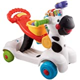 VTech 3-in-1 Zebra Scooter - Multi-Coloured