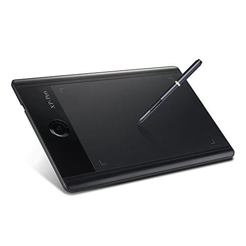 XP-Pen Star 04 9x6 Grafiktablett Dual CPU 8GB Flash-Speicher Schwarz