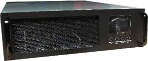 Cablematic - Onduleurs On-line en 6 KVA Galleon rack 19 avec le GNL