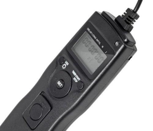 Ayex AX-3 Timer-Fernauslöser N3 für Canon EOS 1D X Mark II, 5D Mark IV, 5DS, 6D, 7D Mark II uvm.