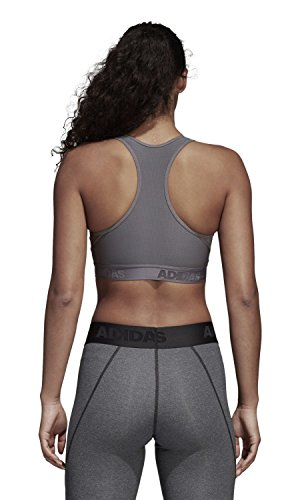 Adidas DRST ASK Sport Bra Dark Grey Heather/Grey Four