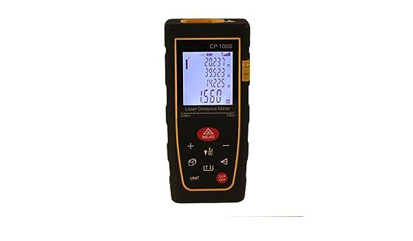 Laser maßnahme digitaler laser entfernungsmesser meter handheld