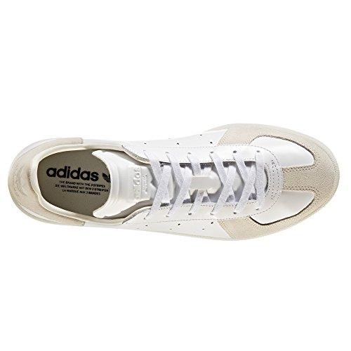 Adidas BW Avenue BZ0504, Sneakers Sportive Bianche da Uomo. Tennis. White/Footwear White