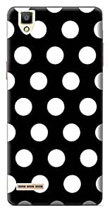 Mott2 Back Case for Oppo F1 | Oppo F1Back Cover | Oppo F1 Back Case - Printed Designer Hard Plastic Case - abstract typography theme