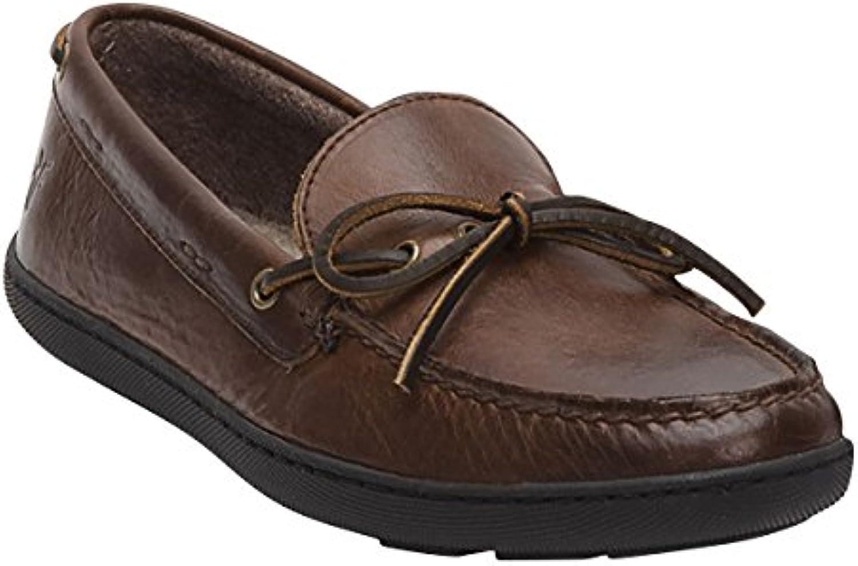 FRYE Men's Hugh Tie Moccasin Loafer