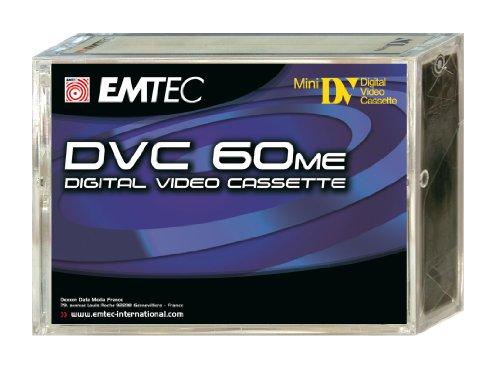 EMTEC DVC 60 Video Cassette Confezione da 5