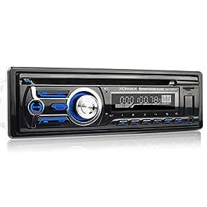 XOMAX XM-CDB621 Autoradio mit CD-Player +: Amazon.de ...