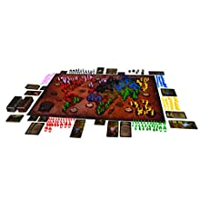 Hasbro Gaming Risk 60th Anniversary Edition Family Board Game for Ages 10 and up