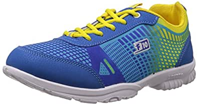 Force 10 (from Liberty) Men's Royal Blue Running Shoes - 10 UK