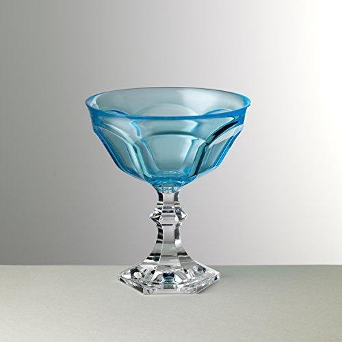 Mario Luca Giusti Set 6 Coupe Dolce Vita Bleu turquoise