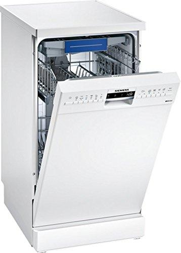 Siemens iQ300 SR236W01ME lave-vaisselle Autonome 10 places A+ - Lave-vaisselles (Autonome, Compact, Blanc, Blanc, Boutons, 1,75 m)