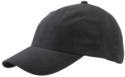Myrtle Beach Uni Cap Laser Cut, orange, One size, MB6538