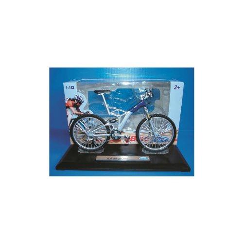 Preisvergleich Produktbild Hans Postler 76614 1:10 DC Fahrradmodell Audi Design Cross Bike