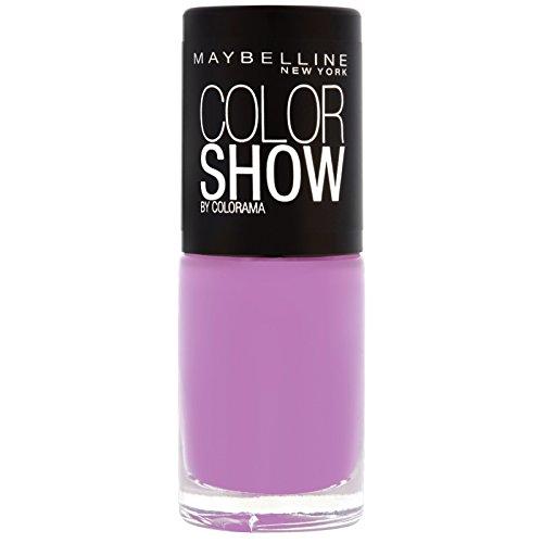 Gemey Maybelline Colorshow–Überlack