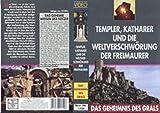 Das Geheimnis des Grals - Paket / Templer, Katharer und die Weltverschwörung der Freimaurer -