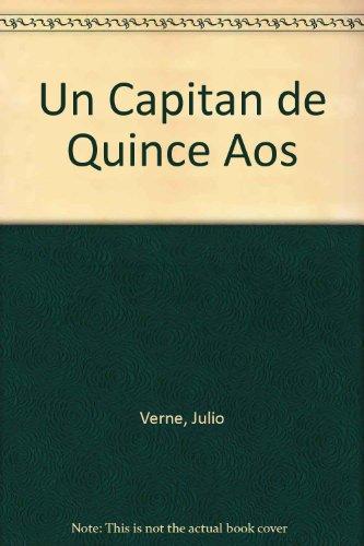Un Capitan de Quince Aos par Julio Verne