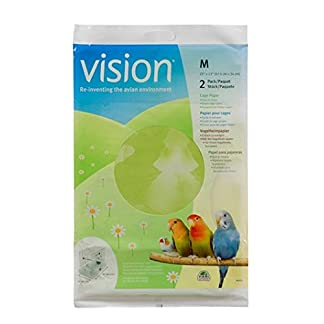 Vision Cage Paper for Vision Cages 83250/ 83255, Medium 10