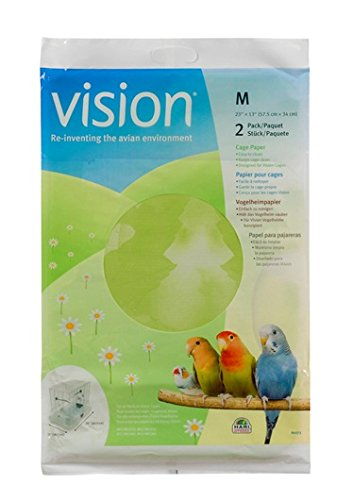 Vision Cage Paper for Vision Cages 83250/ 83255, Medium