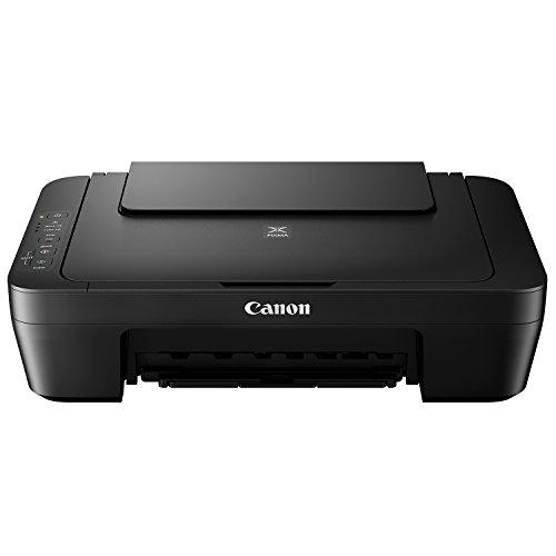 Impresora Multifuncional Canon PIXMA MG2550S Negra