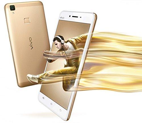 VIVO V3 Smartphone, Gold