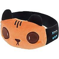 Smart Wireless Bluetooth Headset Augenmaske Frauen Kopfhörer Schlafen Ohrhörer Cartoon Katze Stil Kinder, Erwachsene... preisvergleich bei billige-tabletten.eu