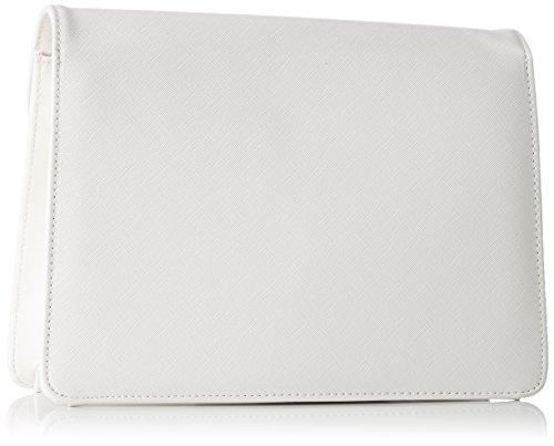 LAETELIER CAESARS - Lory, Borse a Tracolla Donna Bianco (Blanc)