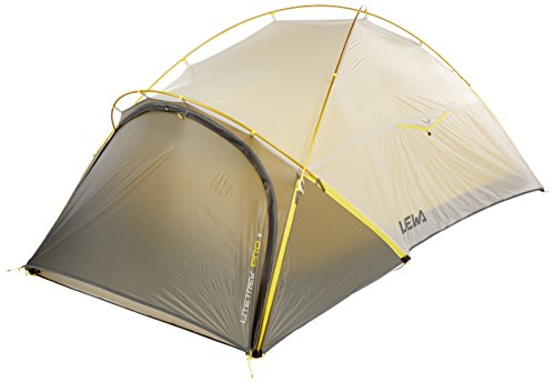 Salewa LITETREK Pro II Tent Mixte Adulte, Lightgrey/Mango, Taille Unique