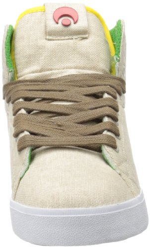 Osiris  GROUNDS, High-top homme Beige - Beige (Tan/Brown/White)