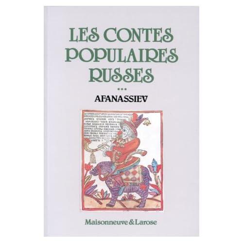 Les contes populaires russes : Tome 3
