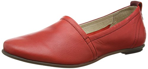 FLY LondonFENT685FLY - Mocassini Donna Rosso (Rot (SCARLET/CORDOBA RED 001))
