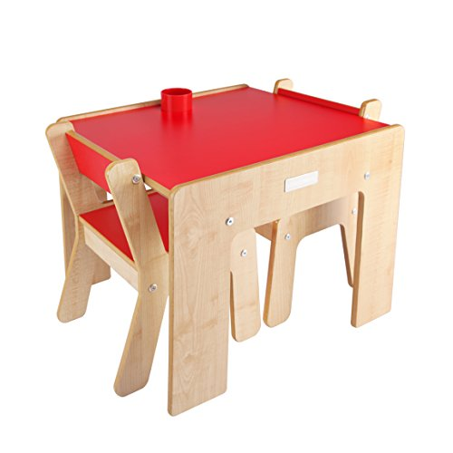 little-helper-fsd02-2-tavolino-con-portamatite-e-2-sedie-per-bambini-rosso