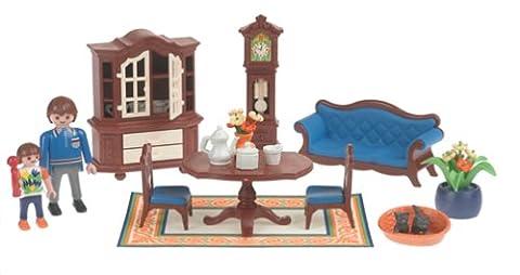 Playmobil - 5327 - La Maison Traditionnelle - Famille / Salle à manger