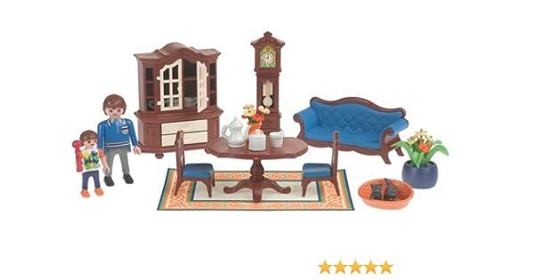 NEW Playmobil Victorian Dollshouse//Palace-Lady with White Basket /& Flowers