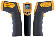 JBM 52162 Termómetro Laser de -50°C a +330°C