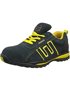 Groundwork GR86 Zapatos de Seguridad de Cuero, Unisex