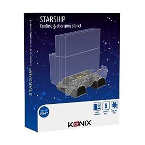 Konix Starship – Sony (Pro und Slim) Standard [PlayStation 4]