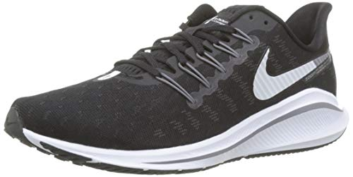 Nike Air Zoom Vomero 14, Zapatillas de Running para Asfalto para Hombre, (Black/White/Thunder Grey 001), 42 EU