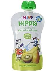 HiPP Kiwi in Birne-Banane - Charlie Zebra, 100 g