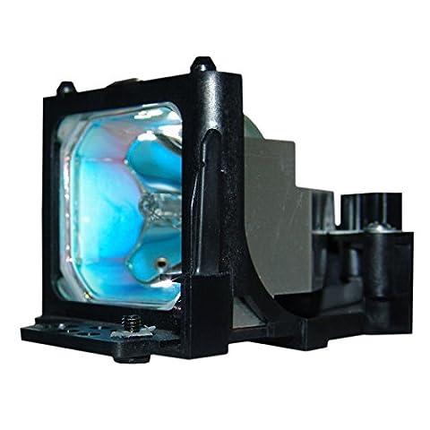 AuraBeam Professionnelle 3M MP7750 Lampe projecteur de remplacement avec boîtier