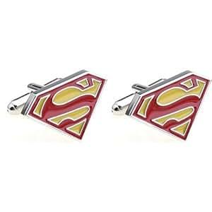 Bouton de Manchette Superman