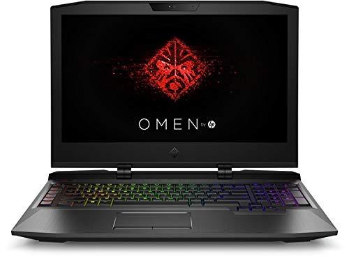 HP OMEN X-ap046TX 17-inch FHD Gaming Laptop (Intel Core i7-7820HK/32GB/1TB HDD + 1TB SSD/GTX 1080 8 GB GDDR5X Graphics/G-SYNC/VR Ready/Windows 10), Shadow Black