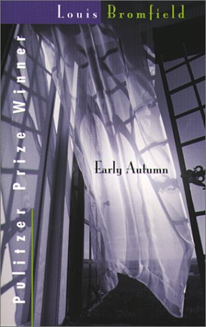 Early Autumn: A Story of a Lady por Louis Bromfield