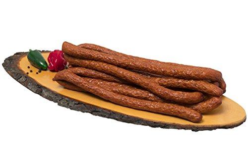 Waldfurter Semmelwurst Wellwurst dunkel 0,8 Kg | Ohne Zusatzstoffe!