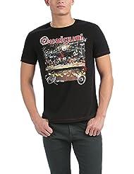 Desigual Bannana - T-shirt - Imprimé - Manches courtes - Homme