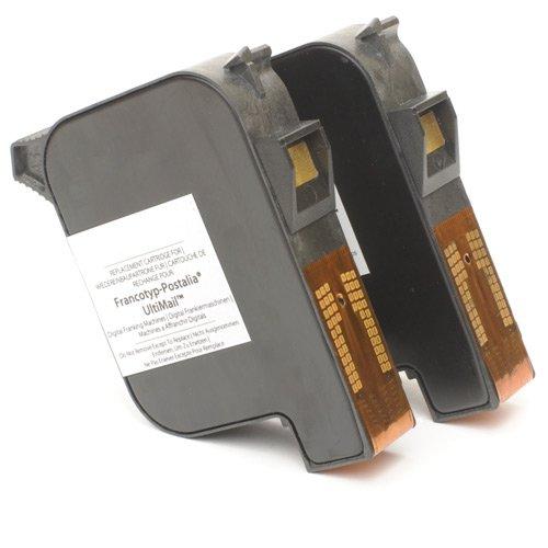 Preisvergleich Produktbild Totalpost Franking Inkjet Cartridge Blue [FP 58.0033.3137.00 Equivalent] Ref 10170-801 [Pack 2]