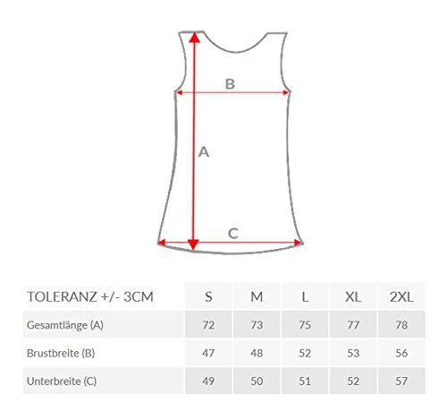 OZONEE Herren Tanktop Tank Top Tankshirt T-Shirt mit Print Unterhemden Ärmellos Weste Muskelshirt Fitness MADMEXT 1323 SCHWARZ XL - 6