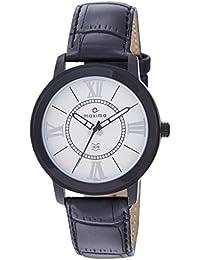 Maxima Attivo Analog White Dial Men's Watch - 25691LMGB