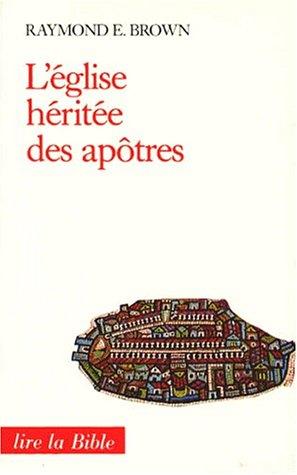 EGLISE HERITEE DES APOTRES. 3ème édition